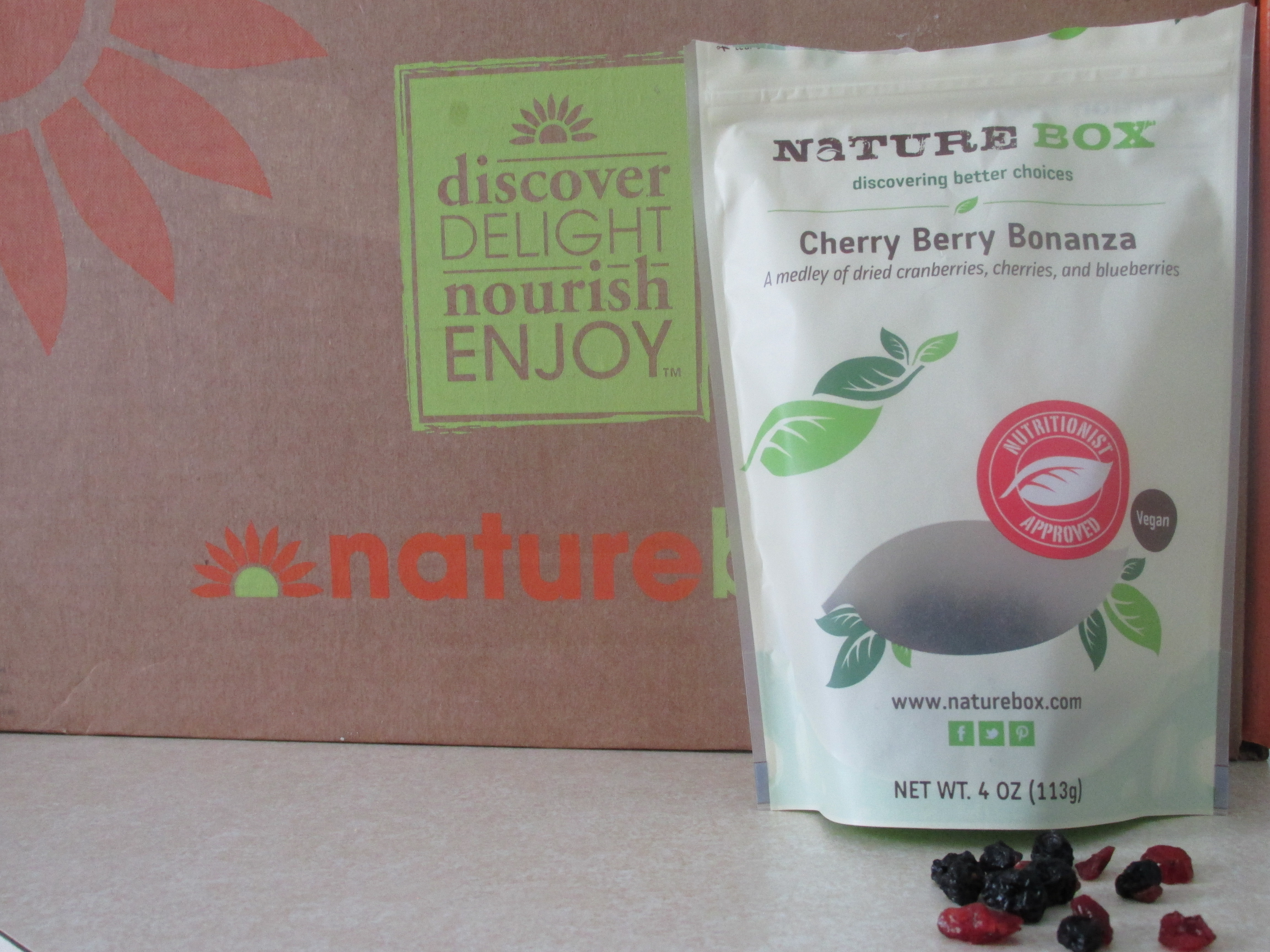 Naturebox Cherry Berry Bonanza