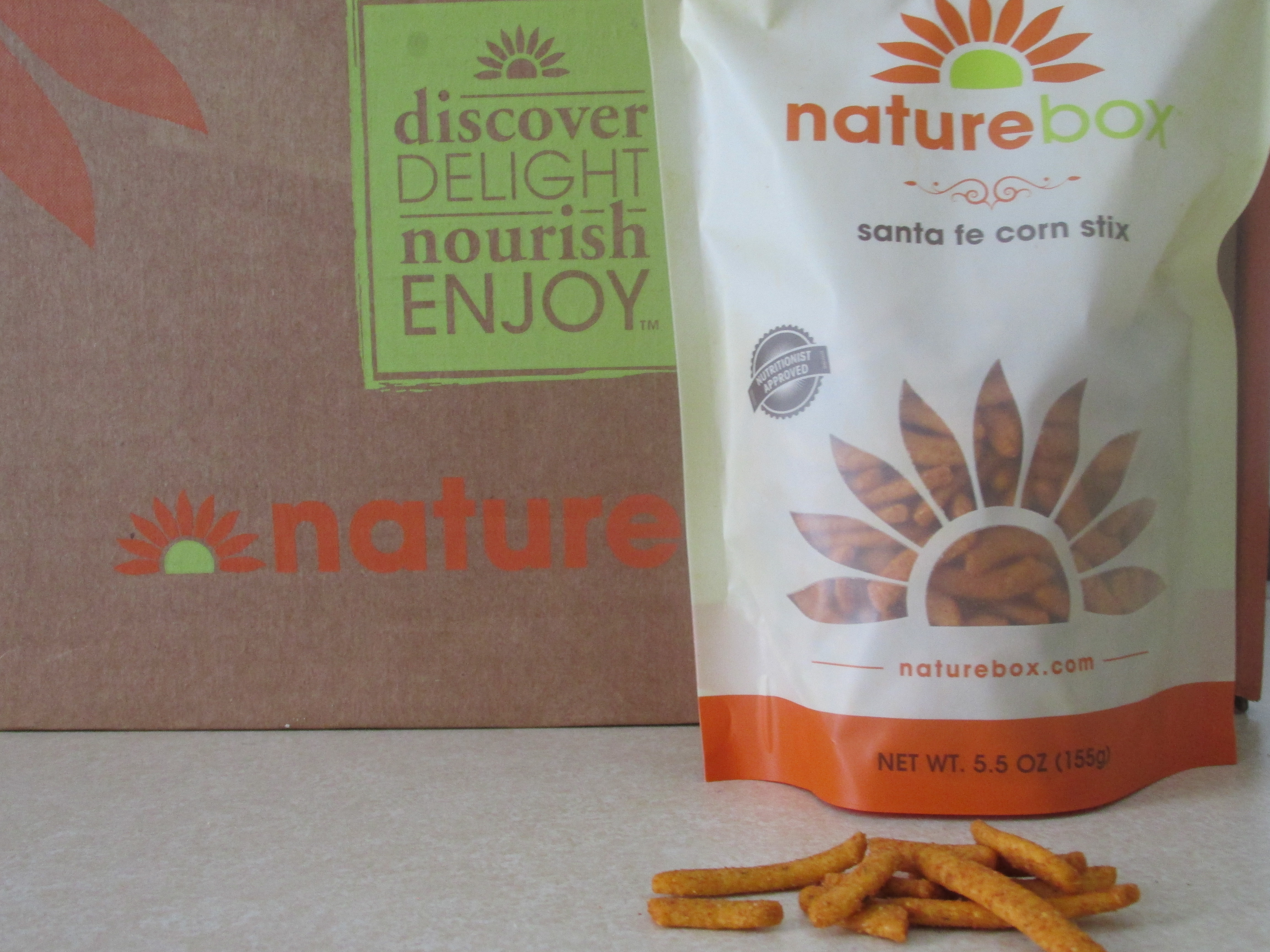 Naturebox Sante Fe Corn Stix