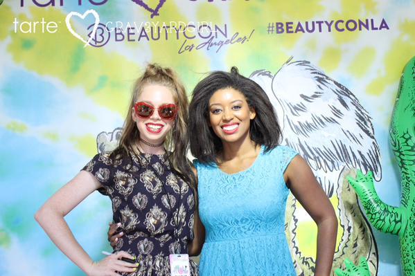 GraveyardGirl BeautyCon LA 2015
